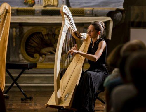 Hong Kong Harp Quartet and talents / 3 settembre 2017