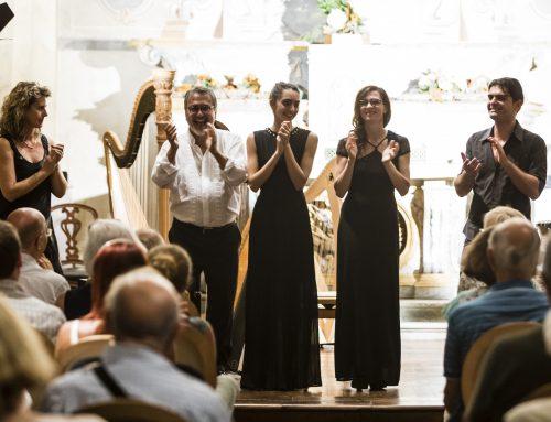 International Festival of Harp: I Protagonisti