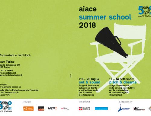 Summer School di AIACE – Estate 2018