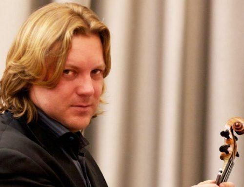 Masterclass di violino con Sergej Galaktionov