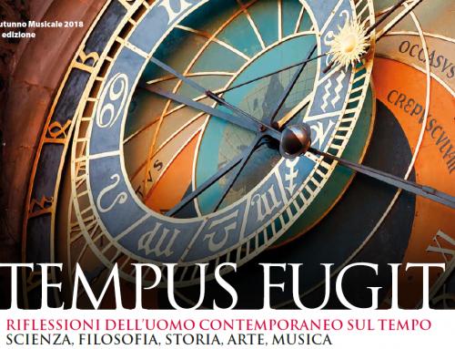 Tempus Fugit _ RIFLESSIONI DELL'UOMO CONTEMPORANEO SUL TEMPO _ 21/23 settembre