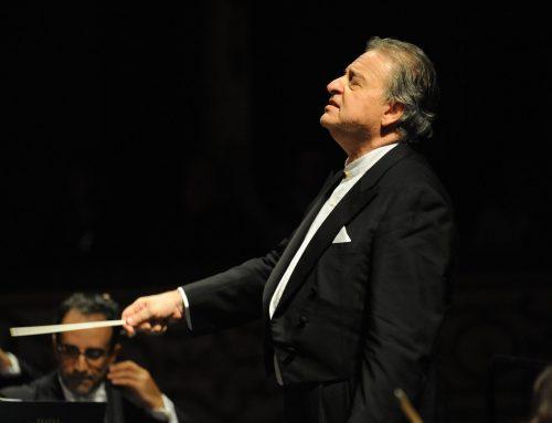 Con DONATO RENZETTI a Saluzzo i corsi di Direzione d'Orchestra