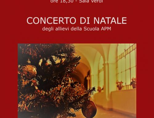 Concerto di Natale – 14 dicembre 2018