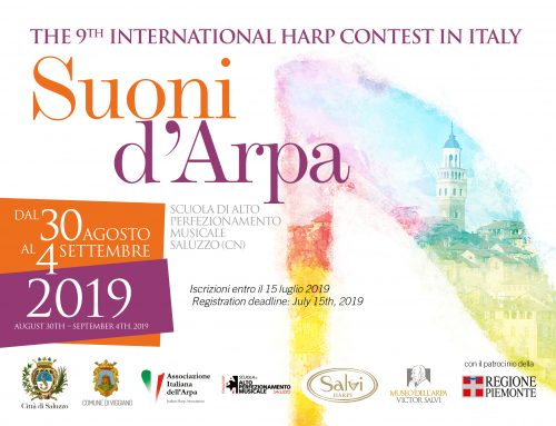 The 9th International Harp Contest in Italy 2019