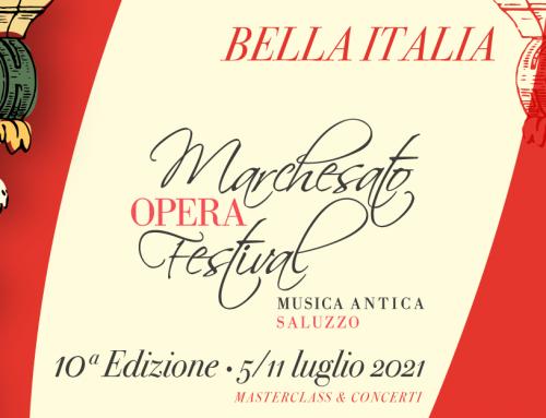 Marchesato Opera Festival – Decima edizione