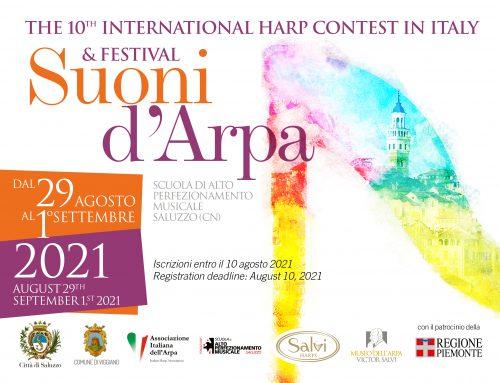 CONCORSO E FESTIVAL INTERNAZIONALE D'ARPA  SUONI D'ARPA
